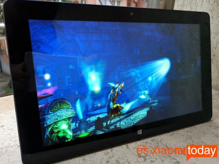 Jumper Ezpad 4s Pro pantalla