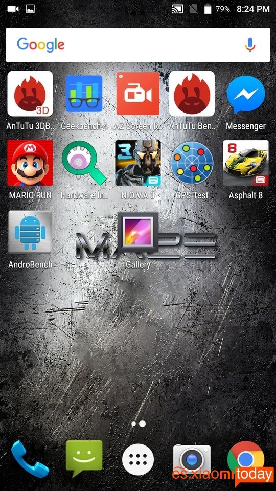 Maze Blade software