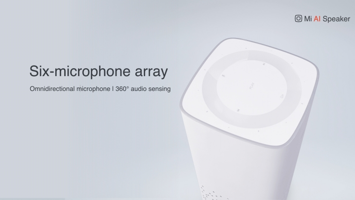 Mi AI Speaker (4)