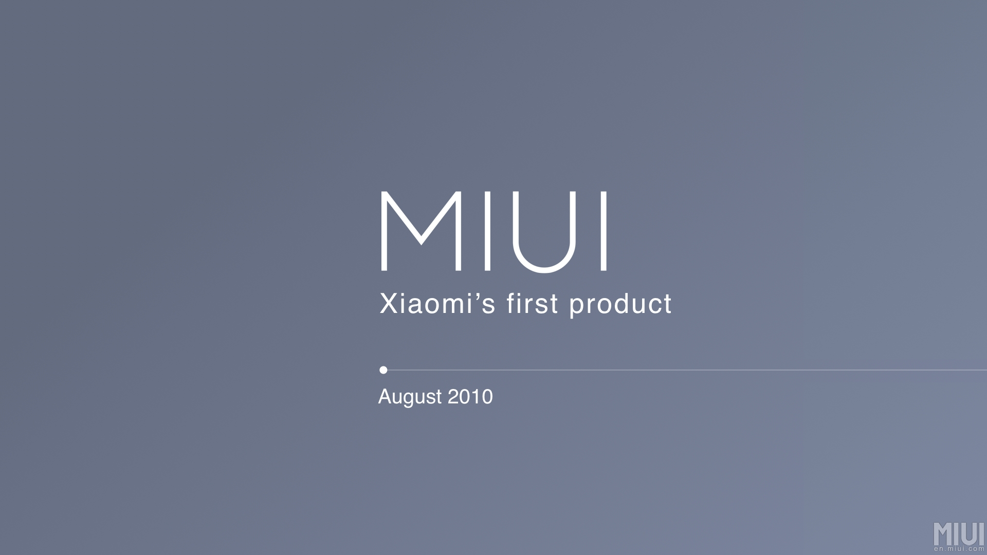 MIUI 9 Presentación oficial