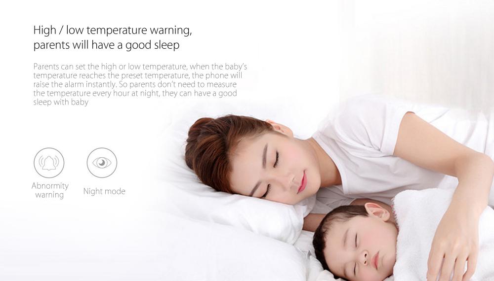 Miaomiaoce Digital Baby Thermometer características