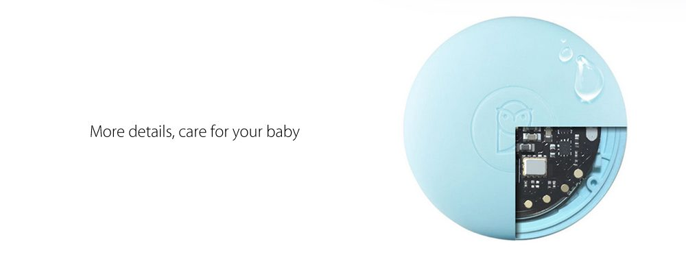 Xiaomi Miaomiaoce Digital Baby Thermometer design