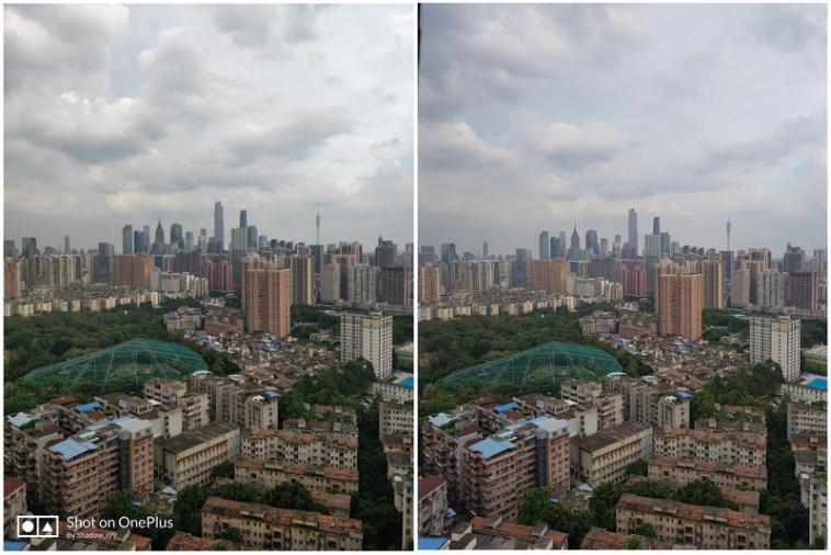 OnePlus 5 vs Samsung Galaxy S8 Foto