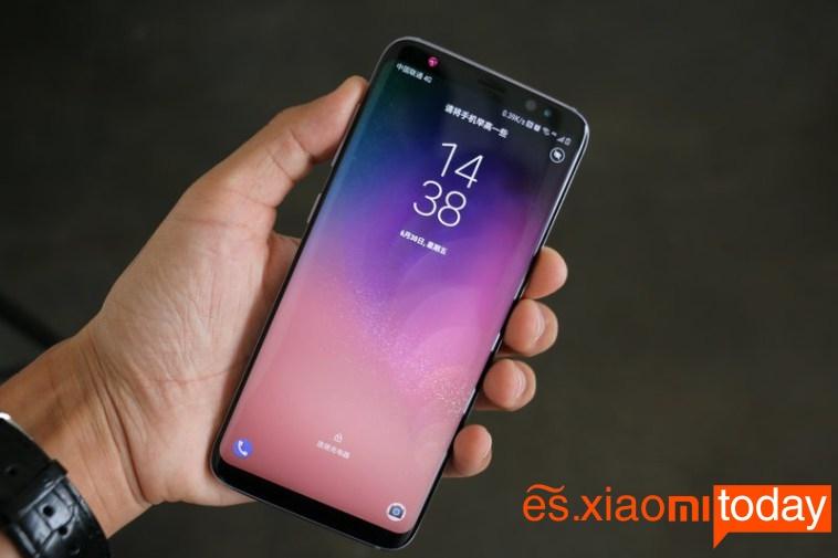 OnePlus 5 vs Samsung Galaxy S8 S8