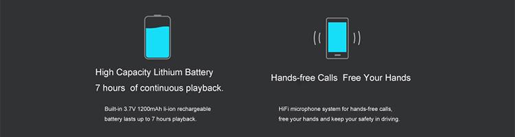 Xiaomi Mi Bluetooth Speaker 2 batería