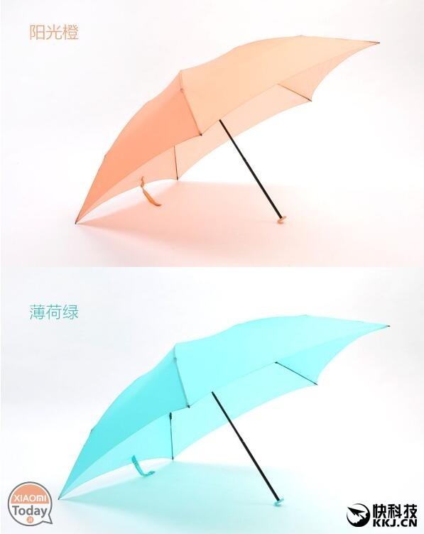 Sombrilla Xiaomi colores