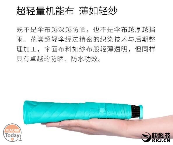 Sombrilla Xiaomi