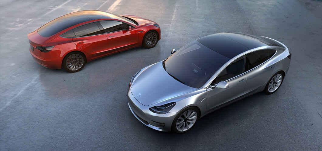 Tesla 3 2
