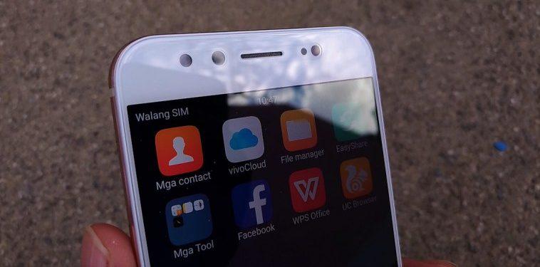 Top 3 Smartphones cámara frontal dual destacada