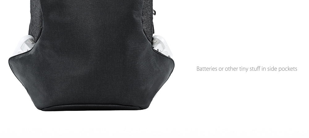 Xiaomi 26L Travel Business Backpack capacidad