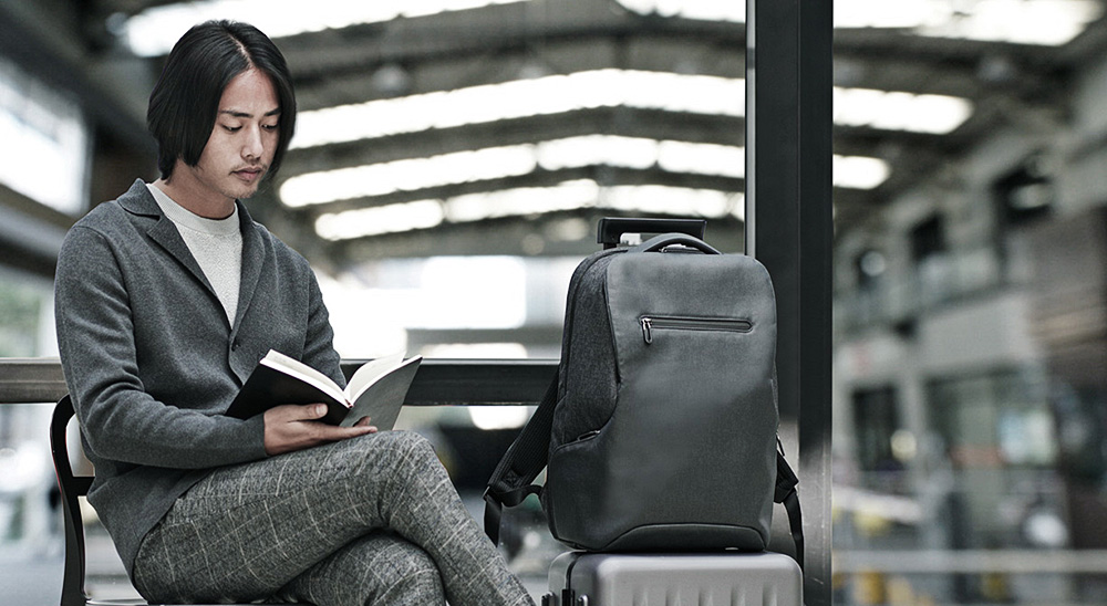 Xiaomi 26L Travel Business Backpack diseño