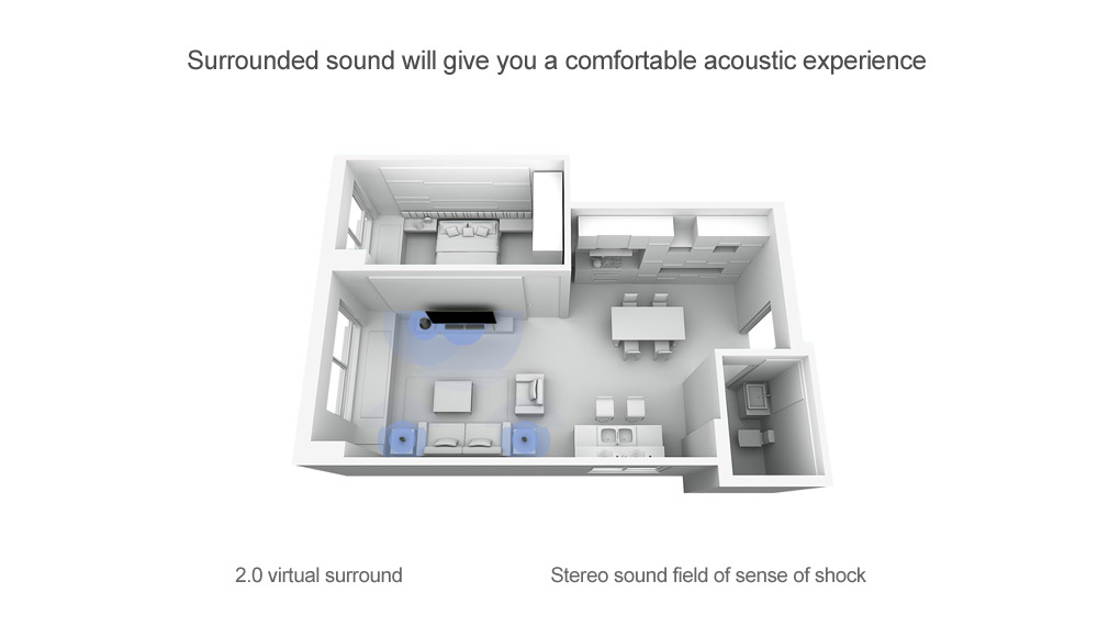 Xiaomi Bluetooth Home Theater