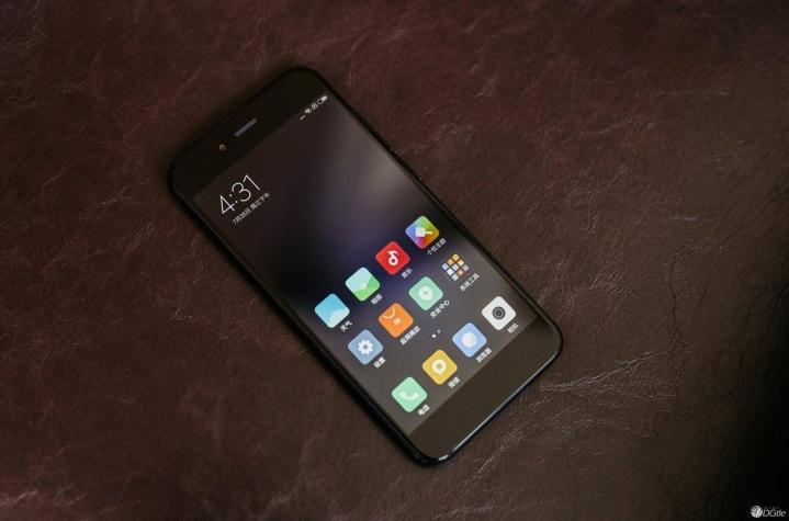 Xiaomi Mi 5X apariencia2