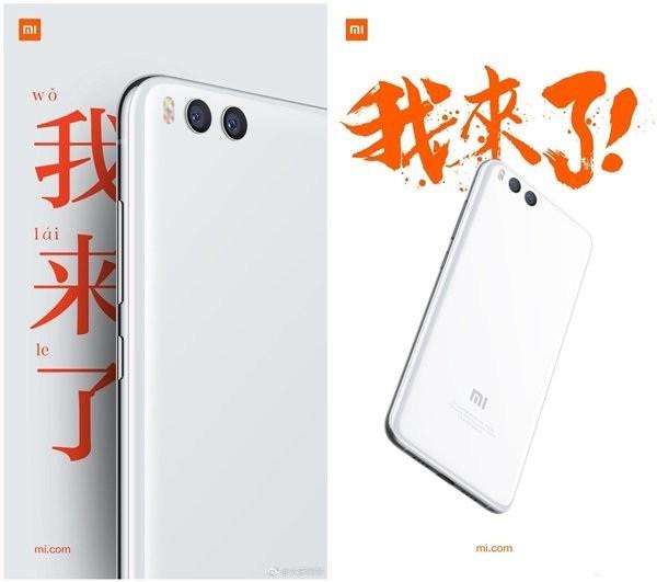 Xiaomi Mi 6 blanco
