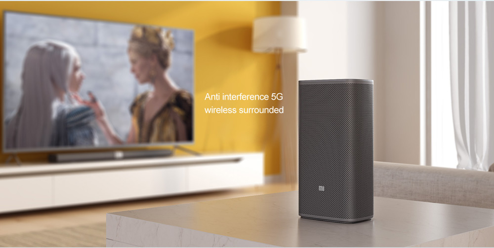 Xiaomi Mi Bluetooth Home Theater design wireless speakers