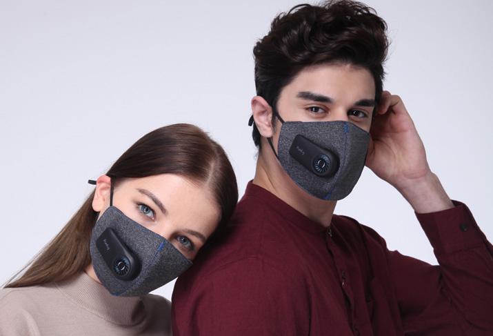 Xiaomi Purely Filter Mask destacada