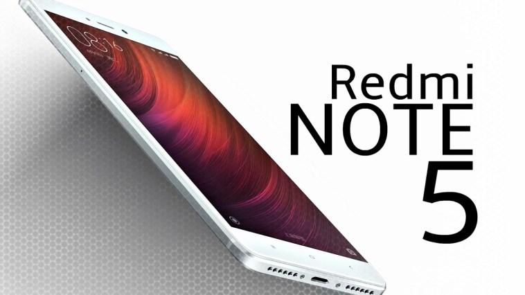 Xiaomi Redmi Note 5 estándar