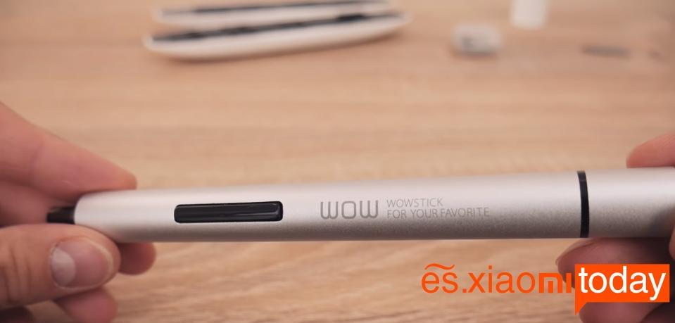 Xiaomi WOWSTICK 1fs diseño