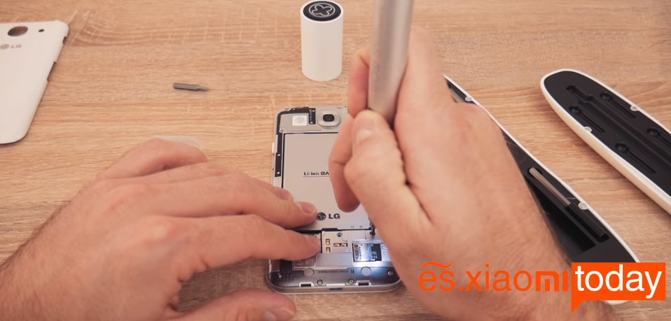 Xiaomi WOWSTICK 1fs funcionalidad