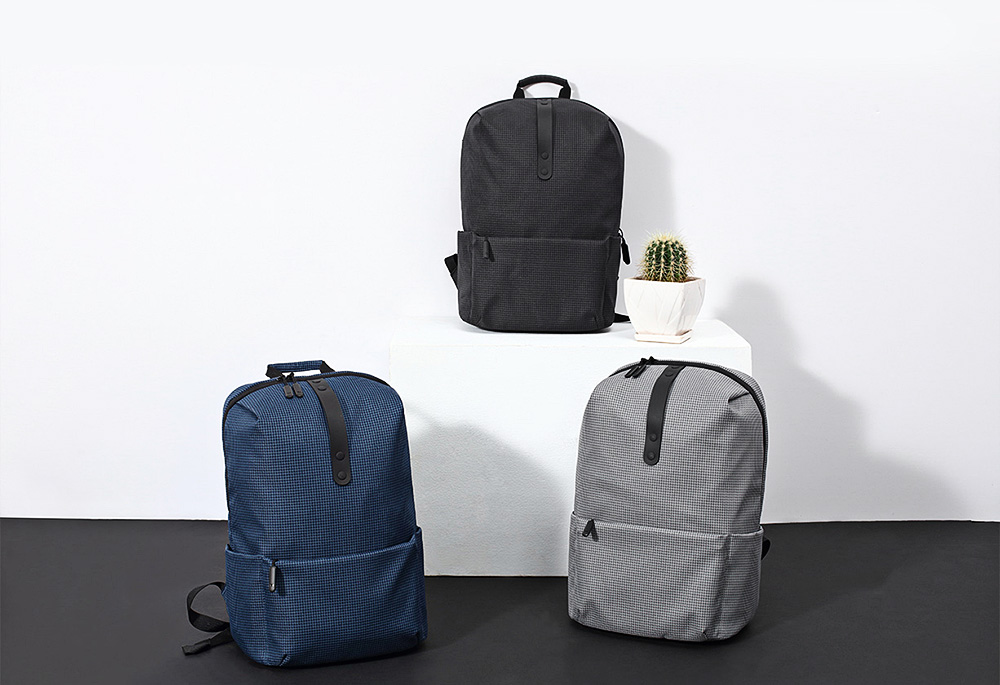 Xiaomi 20L Leisure Backpack diseño