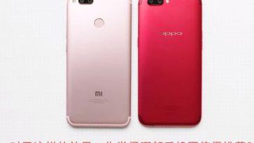 Xiaomi Mi 5X vs Oppo R11 destacada