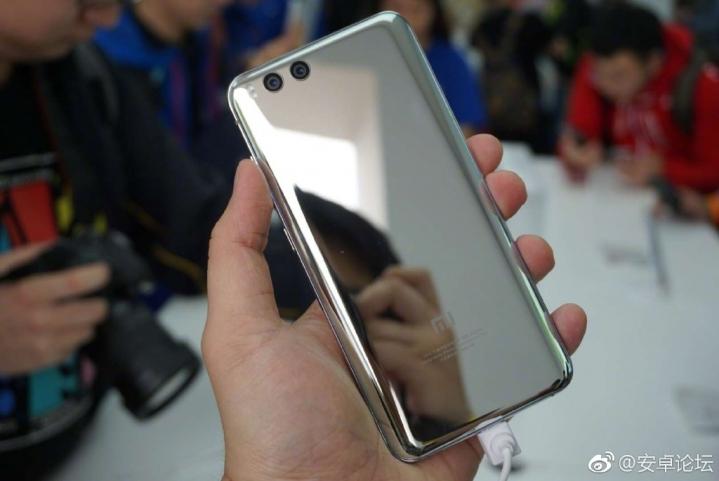 Xiaomi Mi 6 Mercury edición plateada destacada