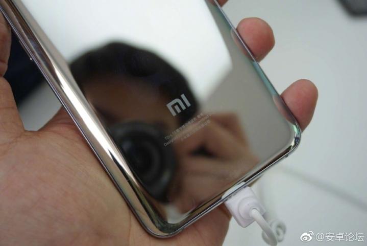 Xiaomi Mi 6 Mercury edición plateada diseño