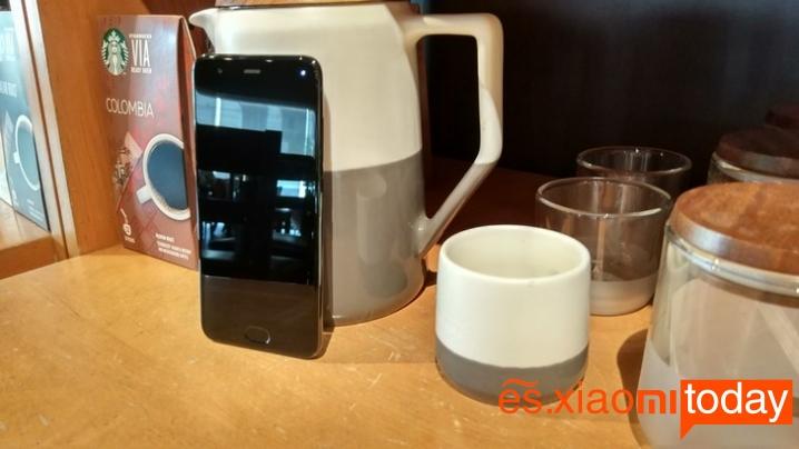 Xiaomi Mi 6 edición de cerámica