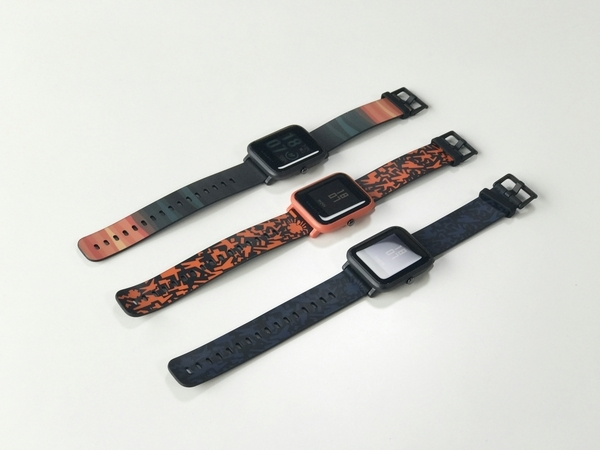Xiaomi Amazfit Smartwatch Youth Edition diseño