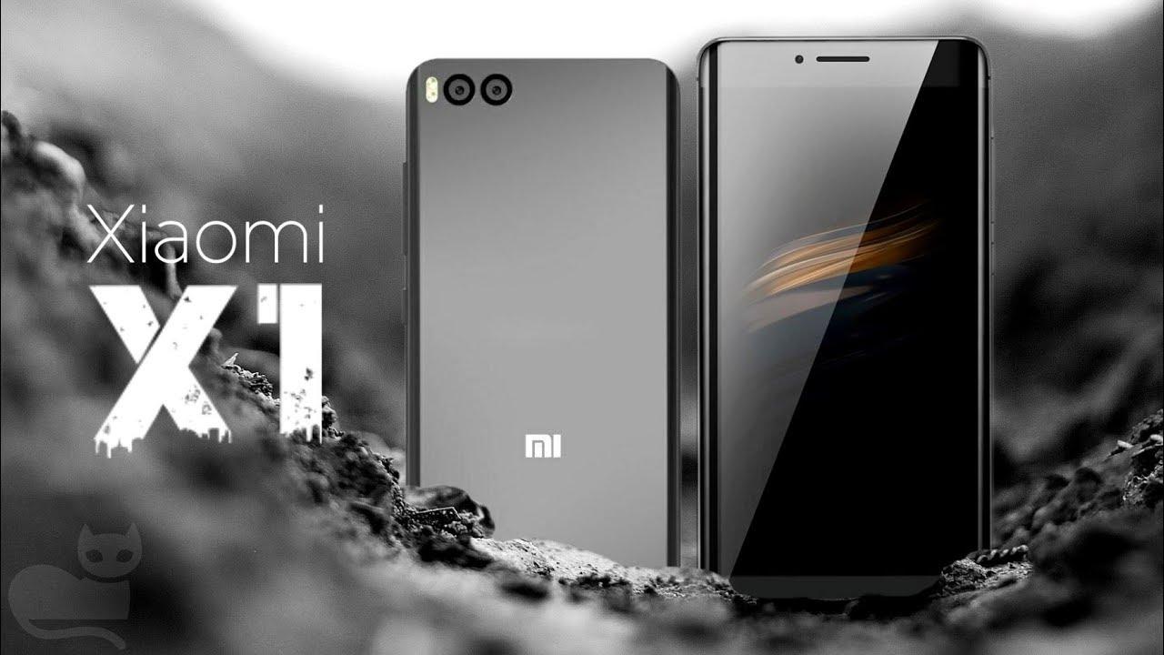 Xiaomi X1 diseño