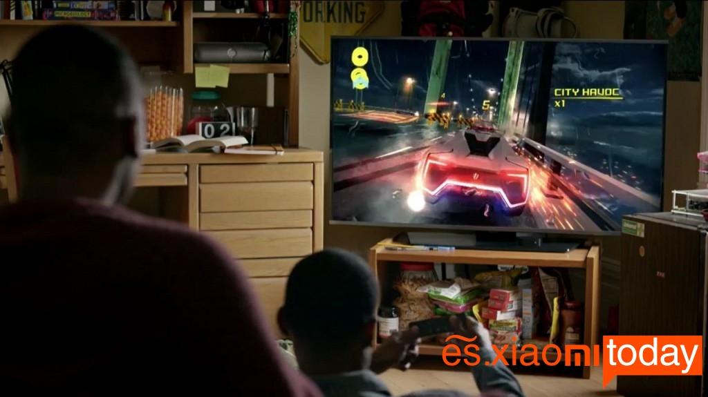 Xiaomi Mi 3S Smart TV Box Juego Asphalt 8