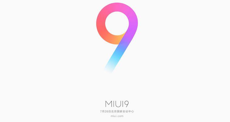 7 características que debes conocer del nuevo sistema operativo de Xiaomi, MIUI 9