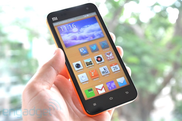 Xiaomi Mi 2