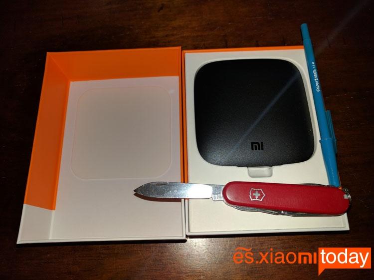 Xiaomi Mi 3S Smart TV Box Comparación