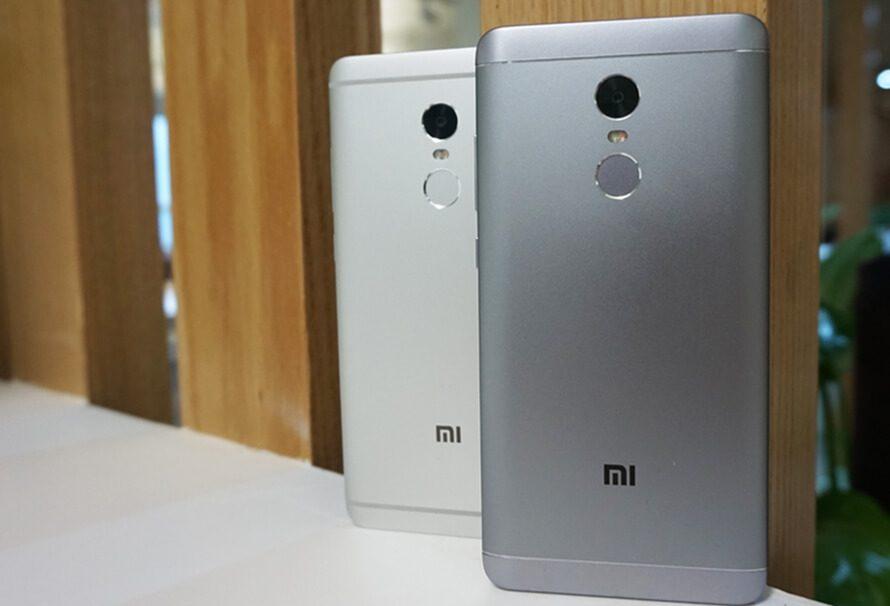 Xiaomi Redmi Note 4 y 4X