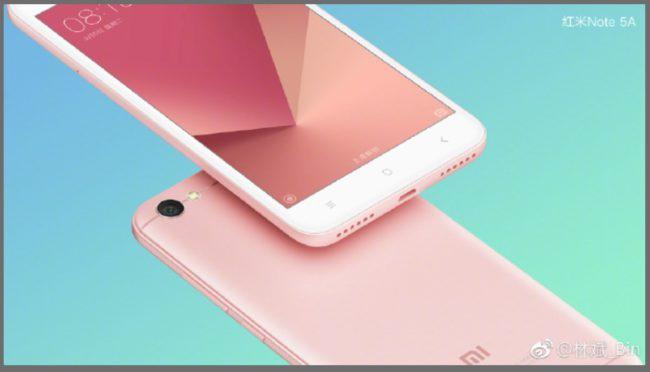 Redmi Note 5A características