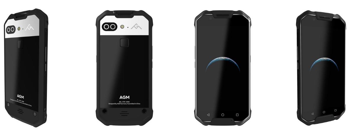 AGM X2 apariencia