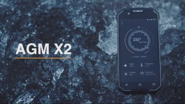 AGM X2 destacada