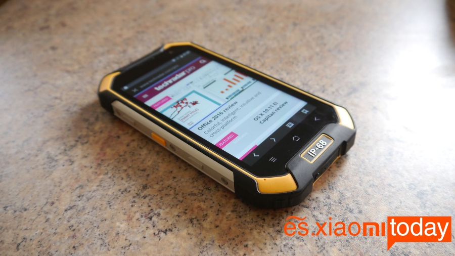 Blackview BV6000 destacada