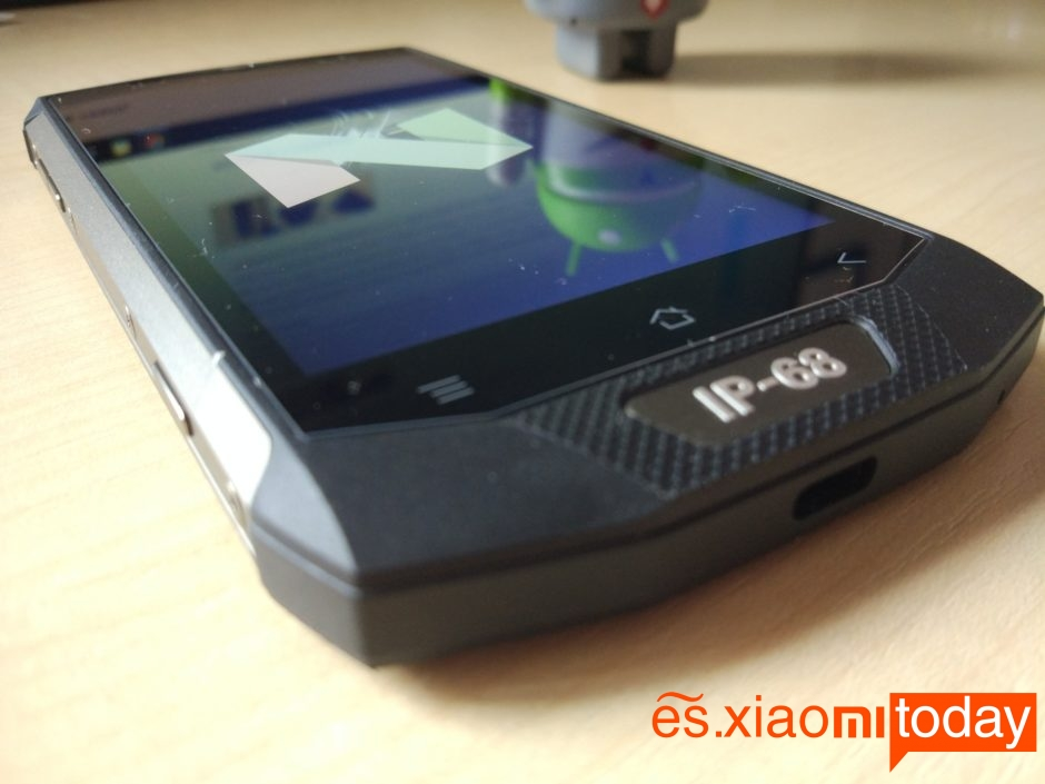 Blackview BV8000 frontal