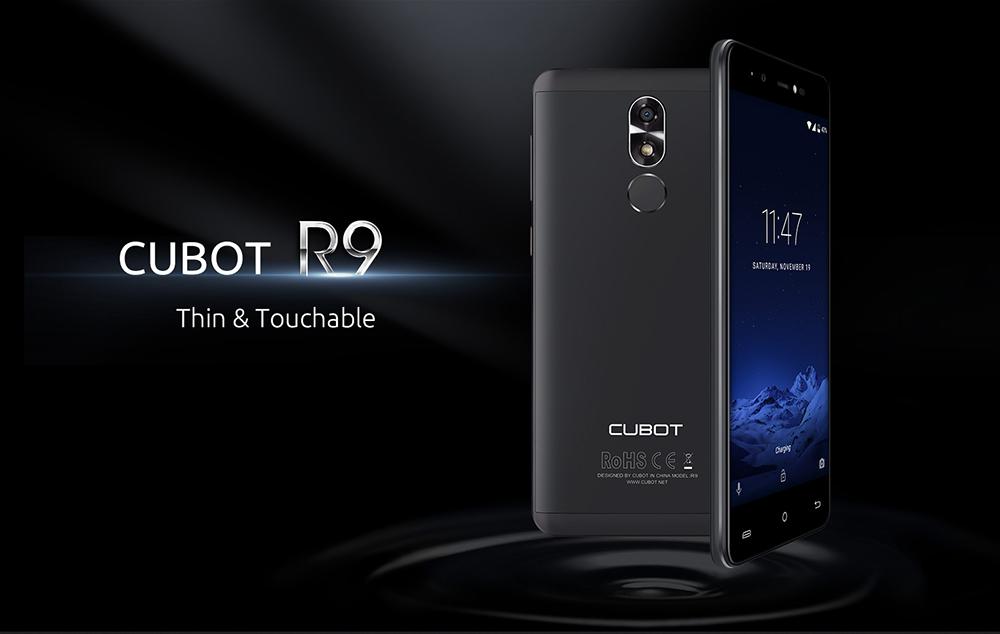 Cubot R9 características