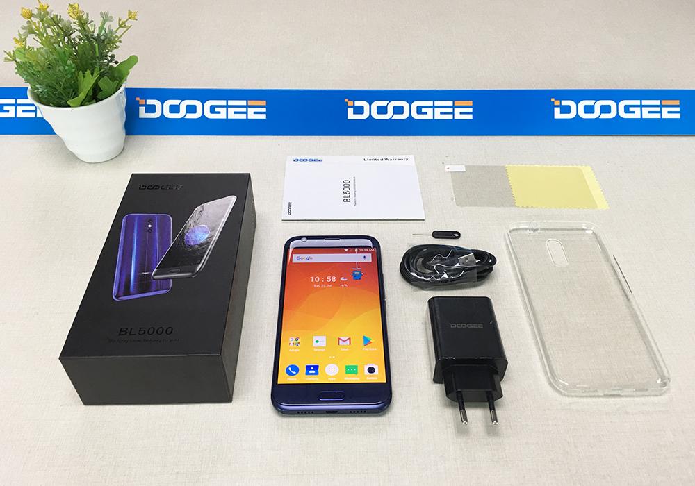 Doogee BL5000 análisis: Veredicto final
