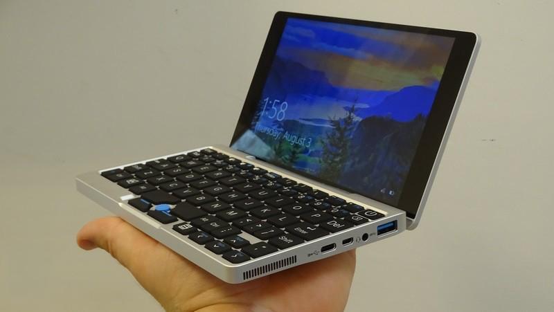 GPD Pocket Mini Laptop análisis, una potente y económica PC que cabe en la palma de tu mano