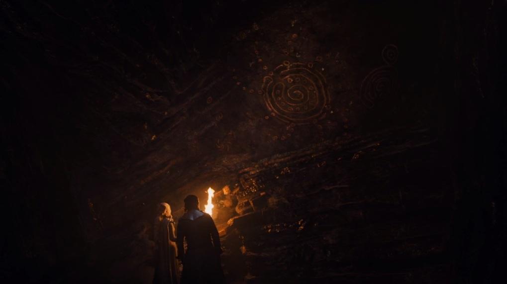 GoT daenerys y jon