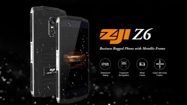 Homtom Zoji Z6 destacada