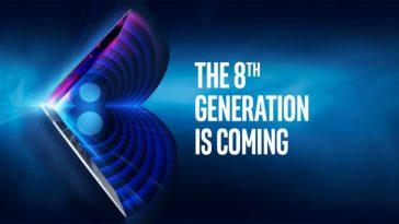 Intel octava generacion destacada