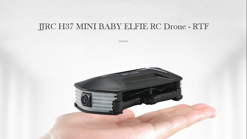 JJRC H37 Mini Baby Elfie diseño dron