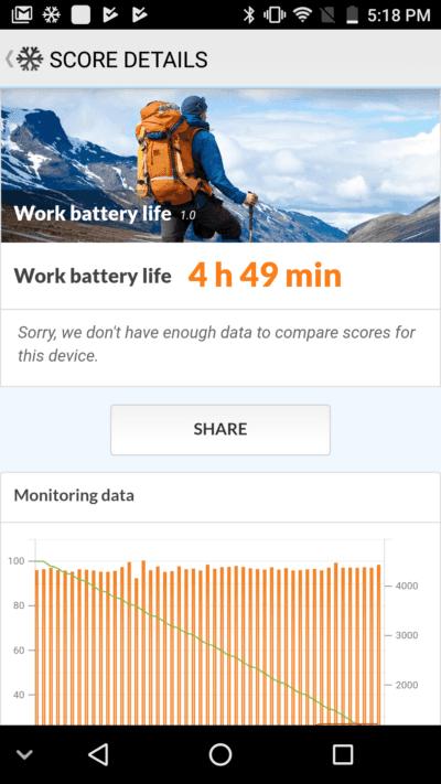 Leagoo T5 batería