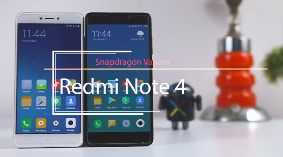 MIUI 8 vs MIUI 9: Redmi Note 4