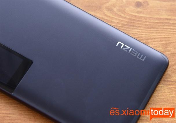 Meizu Pro 7 Plus: logo
